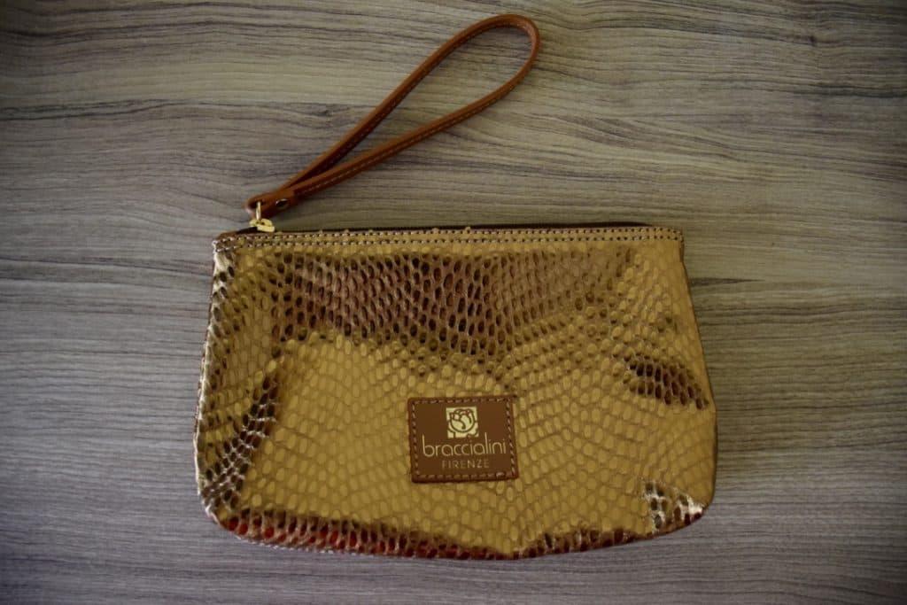 Bronze Chayote Mini Bag