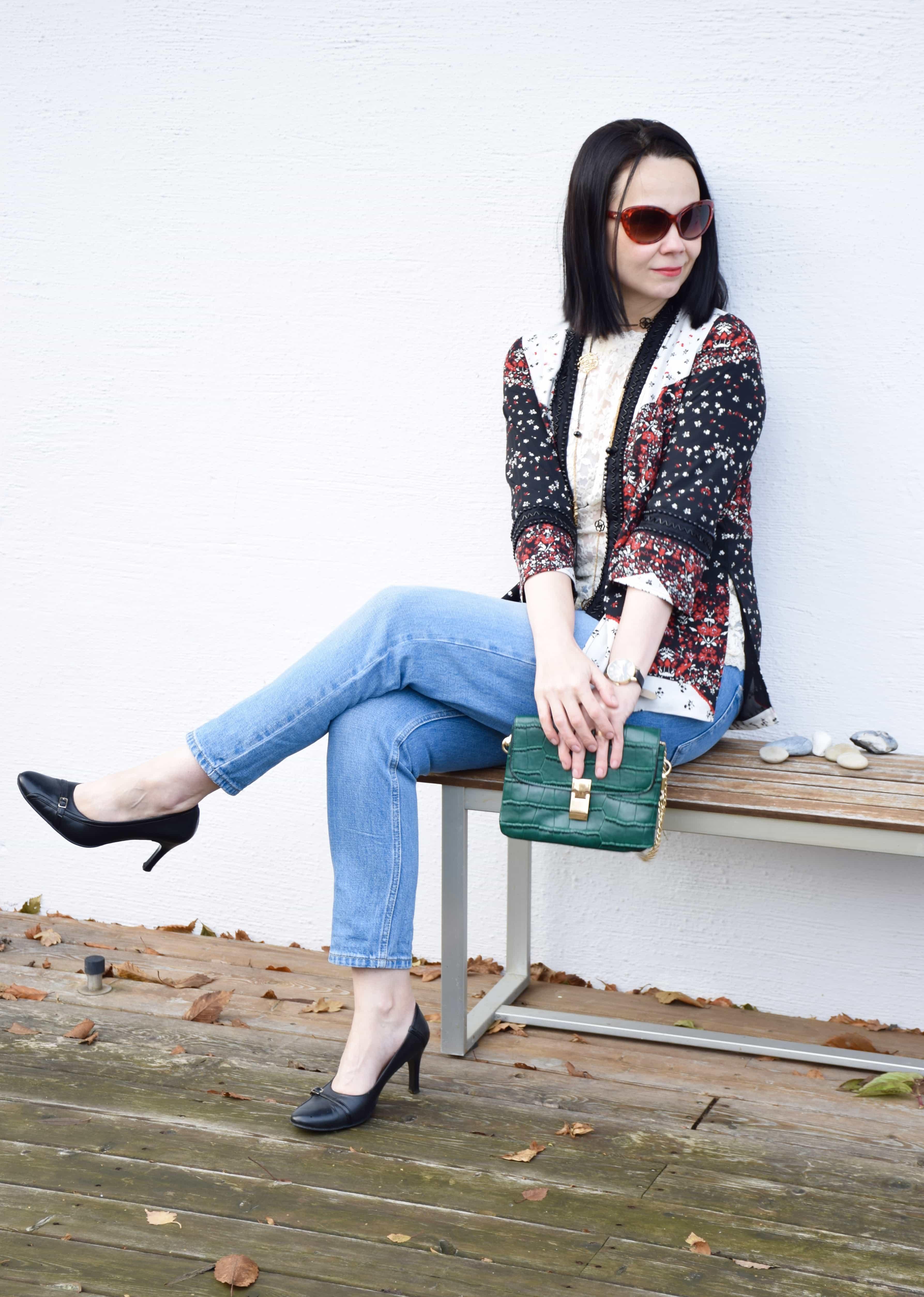 Embellished Kimono